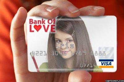 Peticiones de targetas de credito Captionit3170039595B82
